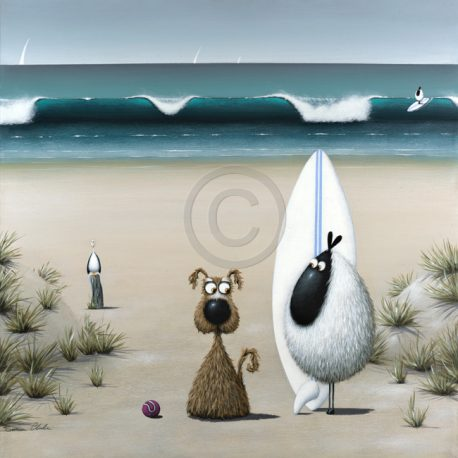 Simon Clarke - Ewe Surf