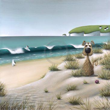 Simon Clarke - Ruff Sea