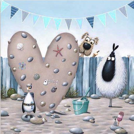 Simon Clarke - Sheep Sells Sea Shells