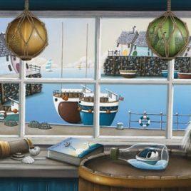 Simon Clarke - Salty Sea Doodle